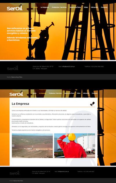 Diseño Web Daniel Wagner